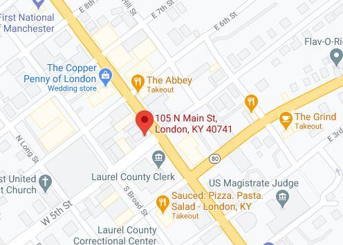 Morgan, Collins, Yeast & Salyer location